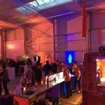 Die mobile Cafe-Bar bei der MiRKo in Wernigerode
