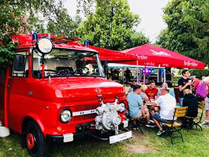 Sommerfest bei PSFU in Wernigerode