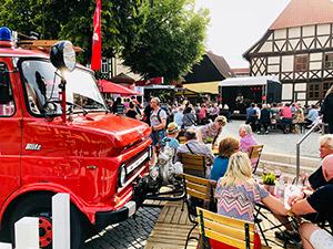 Rathausfest in Wernigerode