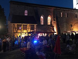 Romantische Nacht im Kloster Drübeck